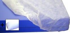sabana-desechable-ajustable-90-mas-funda-almohada-albergue-campings-campamento-tejido-sin-tejer-blanca-gomas-un-solo-uso-higienica-set