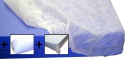 sabana-desechable-ajustable-90-mas-funda-almohada-mas-sabana-encimera-albergue-campings-campamento-tejido-sin-tejer-blanca-gomas-un-solo-uso-higienica-set